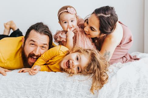 foto di famiglia roma
