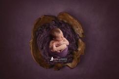 fotografie neonato roma