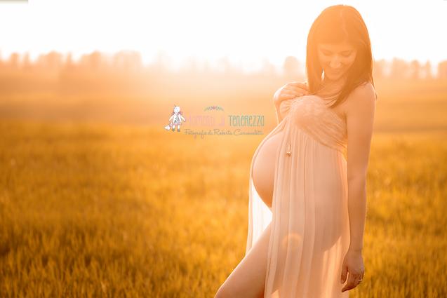 fotografo maternita roma