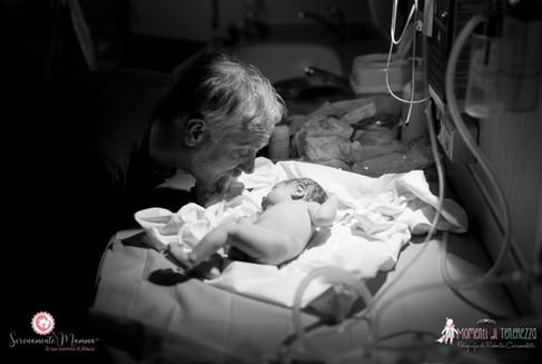reportage di nascita