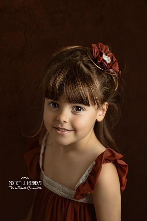 ritratti bambini roma