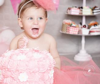 foto smash cake