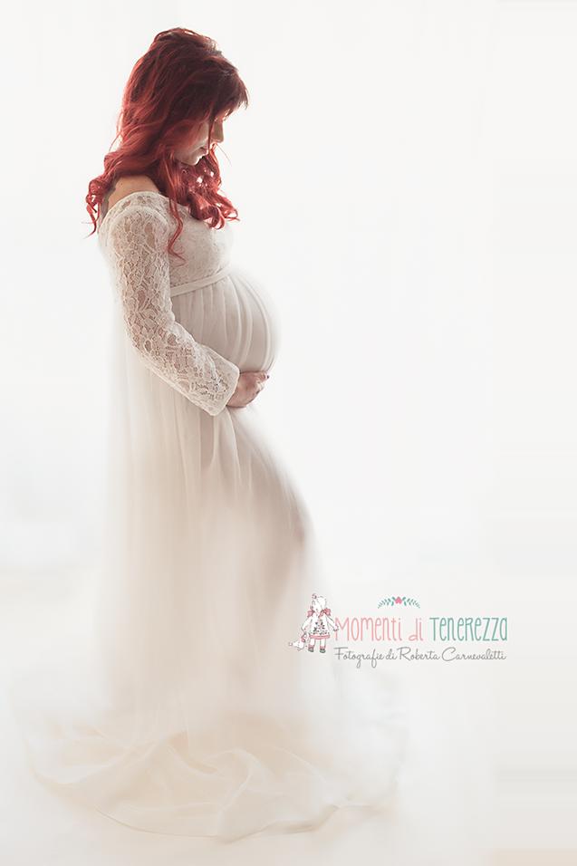 foto in gravidanza roma