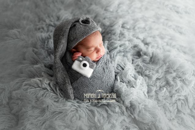 fotografia newborn roma