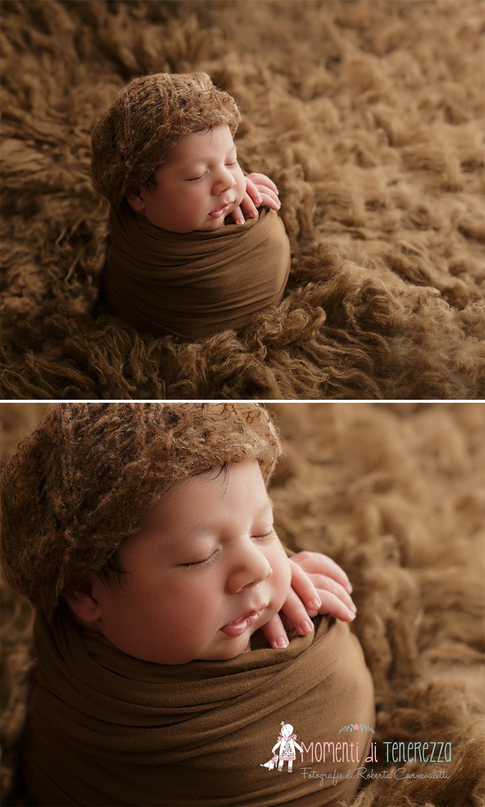 sessione neonato