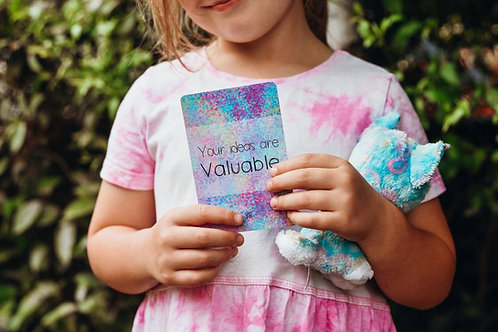 The Awesome Kids Oracle Cards