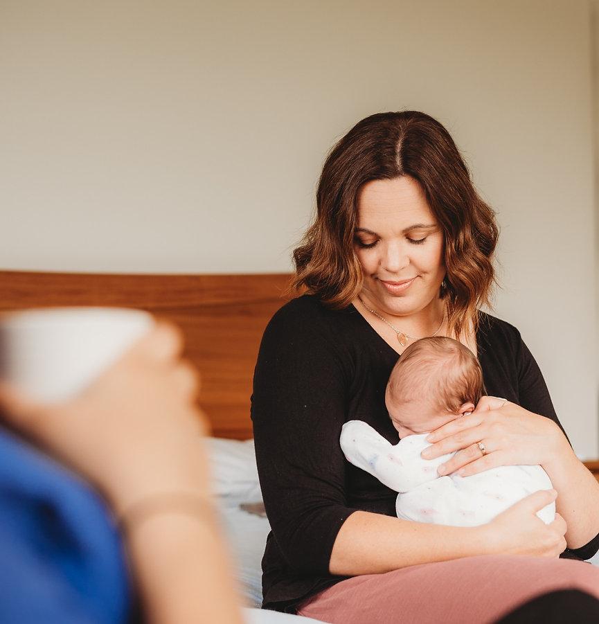 Katie Parker: Pregnancy, Postpartum & Parenting Support