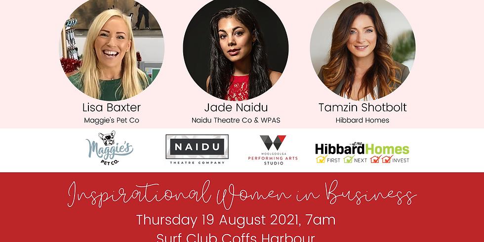 Inspirational Women in Business - August Networking Breakfast