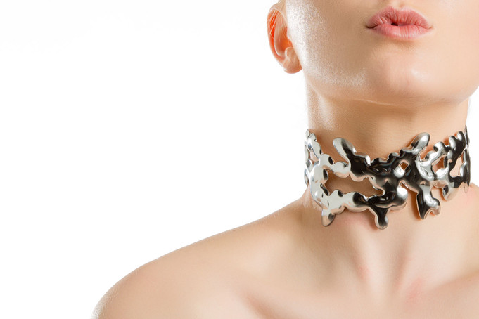 mutant jewellery, absorb II