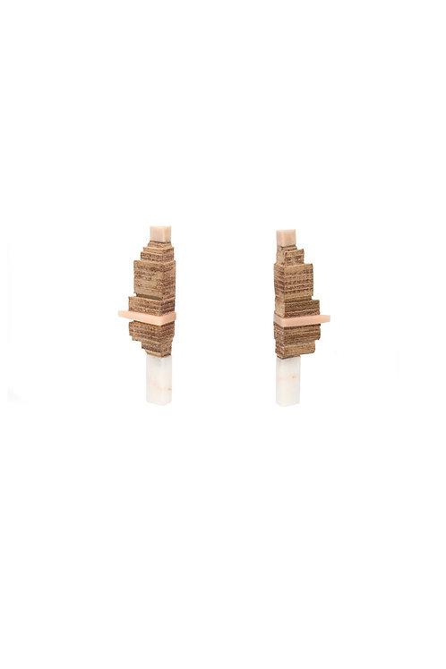 MAP & TERRITORY, no6. earrings