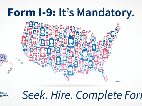 ATTENTION: New Form I-9 Released On January 31, 2020 by USCIS
