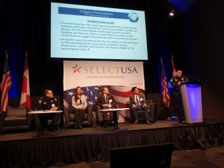 Jennifer Grady, Esq. Speaks to Canadian Entrepreneurs at SelectUSA Canada