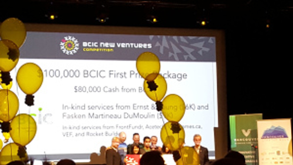BCIC - New Ventures Awards Ceremony
