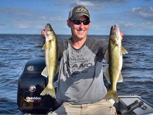 Winnebago System Fishing Report 07-14-17