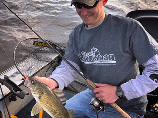 Winnebago System Fishing Report 05-12-17