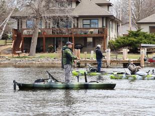Winnebago System Fishing Report 04/27/18