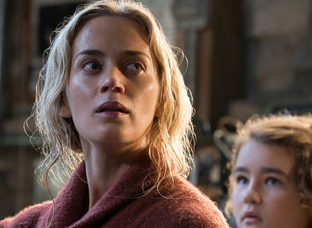 Have we seen the Creatures from 'A Quiet Place' Before?
