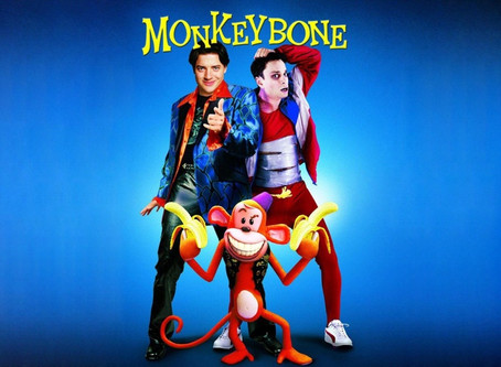 Revisiting Monkeybone's Nightmare Imagery