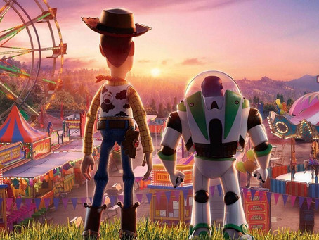 'Toy Story 4' & Keeping Things Simple