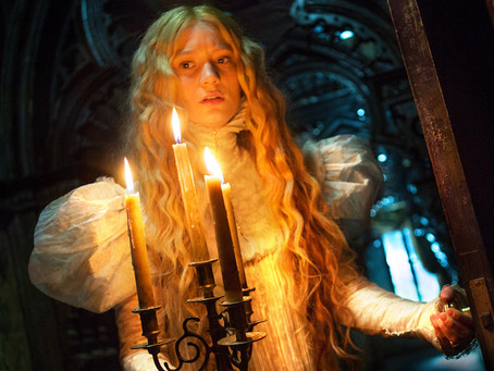 'Crimson Peak' - Classical Gothic for Modern Times