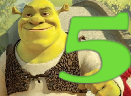 My Pitch for 'Shrek 5'