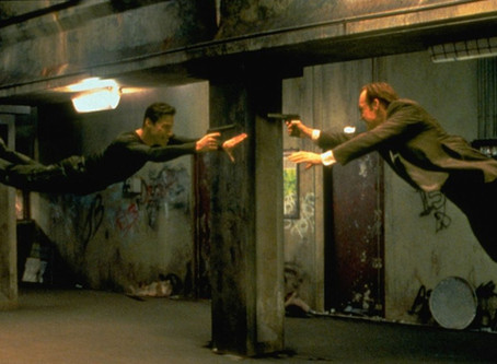 Rating Matrix 'Bullet-Time' References Across the Noughties