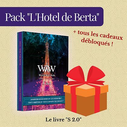 """Pack """"L'hotel de Berta"""""""