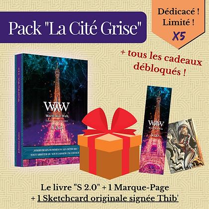 """Pack """"La Cité Grise"""""""