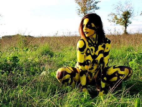✨ Ma vie d'artiste #5   Je suis une Femme Grenouille