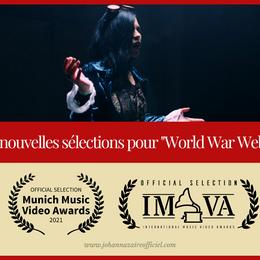 """🎉 Showtime ! #7 – 2 nouvelles sélections pour """"World War Web"""""""