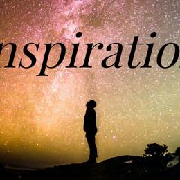 ✨ Ma vie d'artiste #10 – Mes sources d'inspiration #1