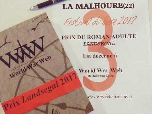 News #13   Festival du Livre de La Malhoure 2017