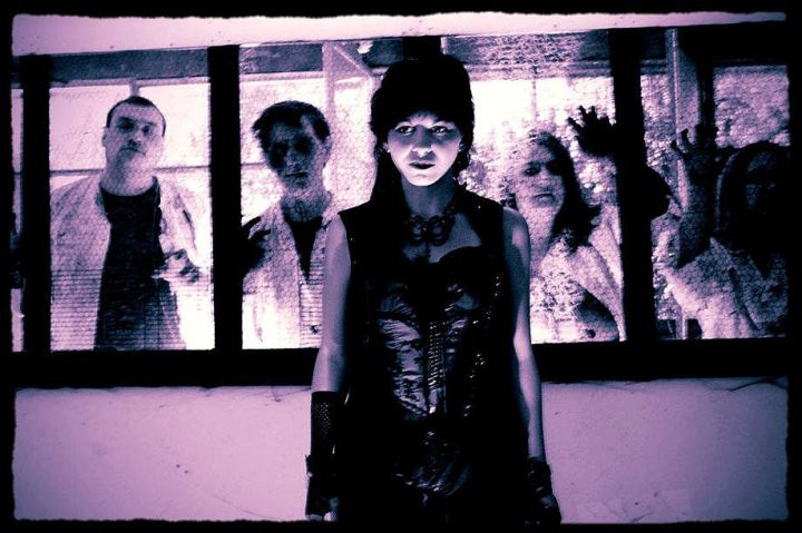 johanna, zaïre, sanatorium, video, music, clip,