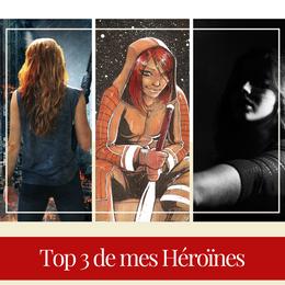 📚 Livres #10   Top 3 de mes Héroïnes