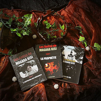 Les Roitsy de Magara Kisi - 3 Books