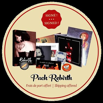 Pack Rebirth (signé | limité)