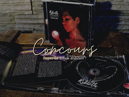 """🎁 Concours #4 - Album """"Rebirth"""""""