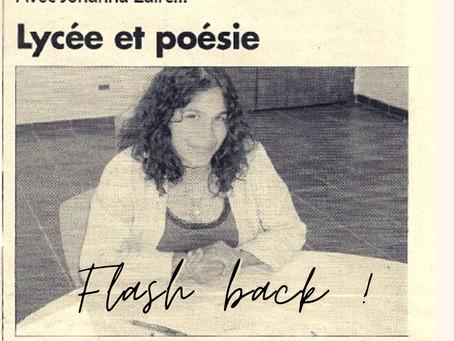 ✨ Ma vie d'artiste #13 | Flash-back, retour 15 ans en arrière...