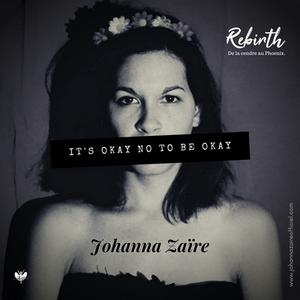 johanna, zaïre, artiste, rebirth, musique, iontbo, it's oay not to be okay, chanson, spotify, itunes, album