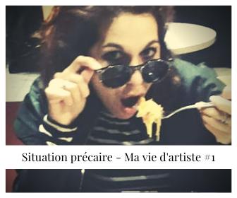 News #21 | Situation précaire – Ma vie d'artiste #1