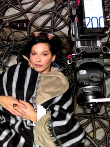 johanna, zaïre, clip, world, war, web, tournage, musique