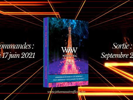 📚 Livres #13 | World War Web - S 2.0, la bande-annonce