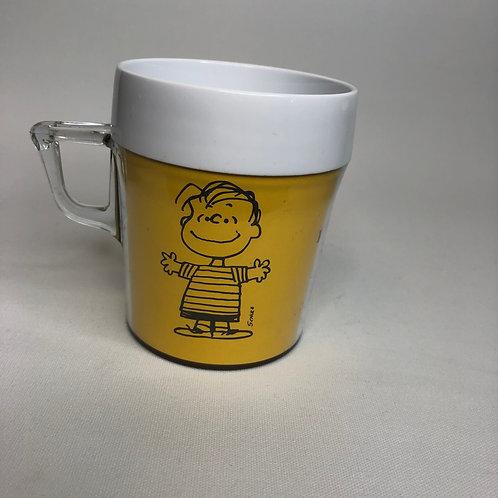 Peanuts Linus Love Me Plastic Mug