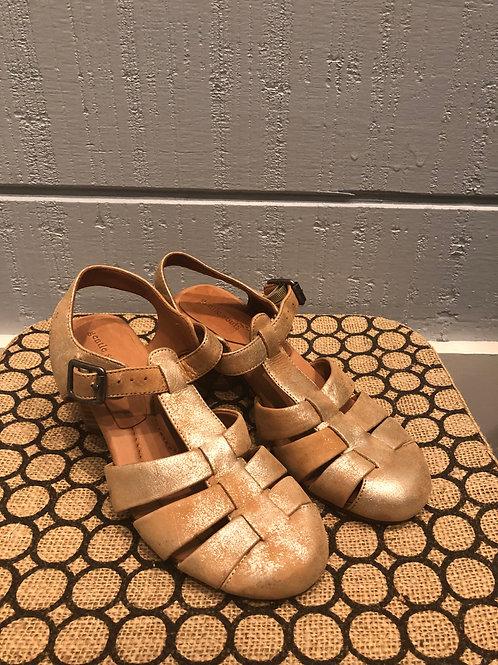 7.5 Gentle Souls Lucerine Heeled Sandals