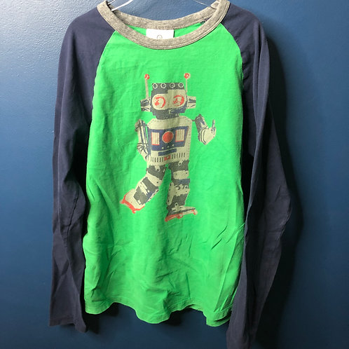12 Hanna Andersson Robot Shirt