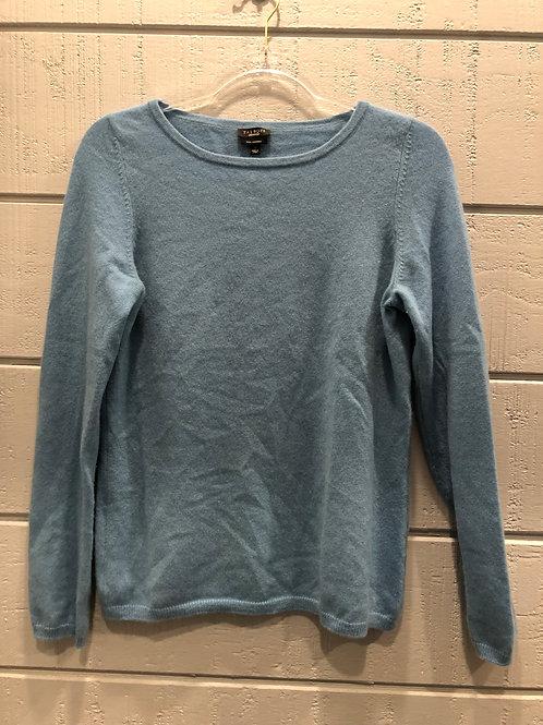 Small Talbots Light Blue Cashmere Sweater