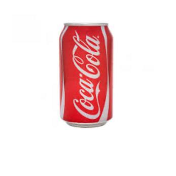 Coca- Cola Lata