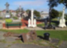 Pointe-des-cascades, parc des ancres