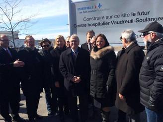 Centre hospitalier Vaudreuil-Soulanges