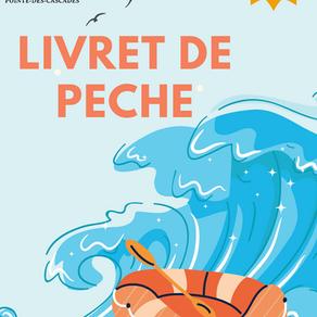 Fête de la pêche   4, 5 et 6 juin 2021